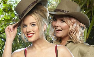 Helen Flanagan v Charlie Brooks: I'm A Celebrity Face Off