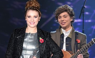 X Factor's Ella Henderson and George Shelley go public with romance