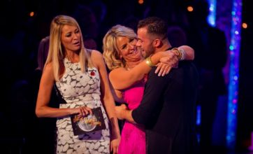 Strictly Come Dancing enjoys best ratings ever as Fern Britton exits show