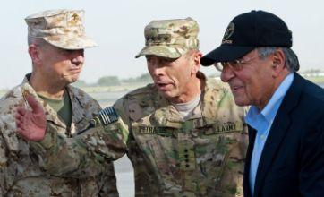 Top US commander in Afghanistan caught up in David Petraeus scandal