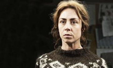 Sofie Grabol: The Killing bosses tried to take away Sarah Lund's jumper