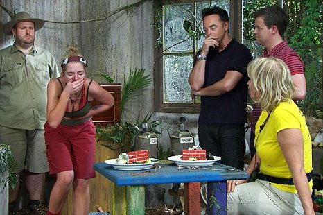 Why does everyone hate Helen Flanagan? She's the best thing about I'm A Celebrity