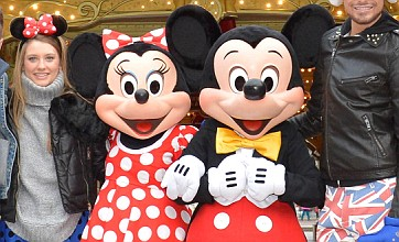 The X Factor finalists ditch rehearsals in favour of Disneyland Paris