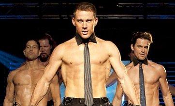 Channing Tatum: I went from raising kittens to screen stripper