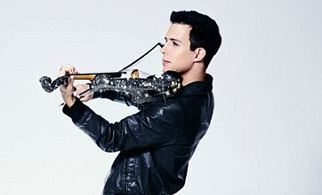 Virtuoso violinist Ben Lee is named world's fastest 'superhuman'