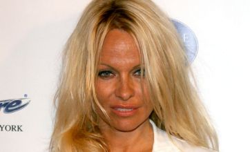 Pamela Anderson gets her skates on as she joins Dancing On Ice line-up