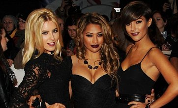 The Saturdays lead stars vamping it up at Twilight's London premiere