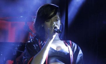 Rihanna kicks off 777 tour with raunchy Mexico City gig
