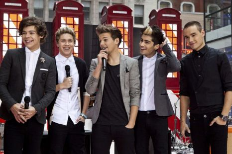 One Direction on course for No 1 album with Take Me Home