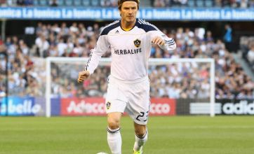 David Beckham camp denies claims he is on verge of move to Australia