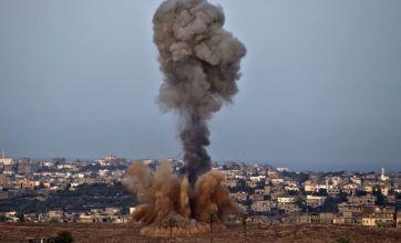 William Hague urges Israeli restraint but blames Hamas for Gaza violence