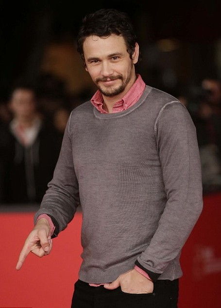 James Franco answers his haters: 'I don't need to be liked'