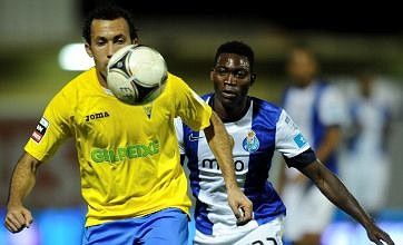 Tottenham 'still keen to land Porto winger Christian Atsu'