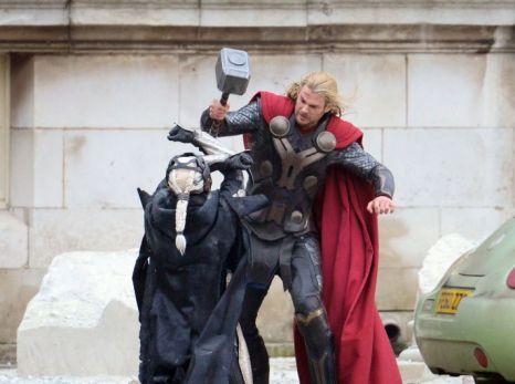 Thor 2, Malekith