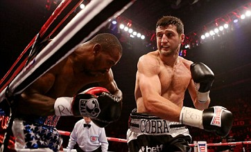 Carl Froch: Yusaf Mack never stood a chance in title fight