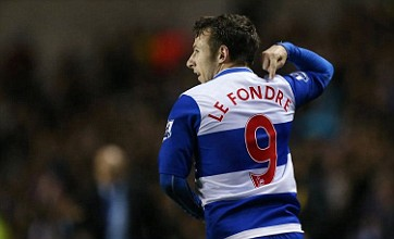 Adam Le Fondre named Barclays Player of the Month without starting a game