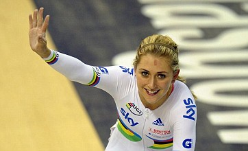 Laura Trott claims second Track World Cup gold to end year on a high note