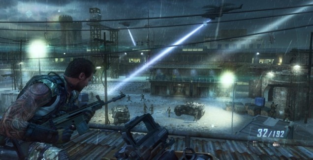 Call Of Duty: Black Ops II – big, but not quite as big as usual