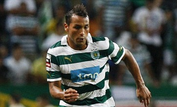 Liverpool look to Sporting Lisbon's Jeffren to solve striker situation