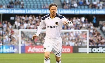 Paris Saint Germain leading the race to be David Beckham's 'final challenge'