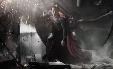 'Crazy' Man of Steel trailer to be shown before The Hobbit