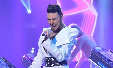 X Factor's Rylan Clark: Jaymi Hensley and I can finally celebrate now he's out