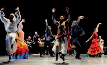 Paco Peña's Quimeras tackles attitudes to race through dance