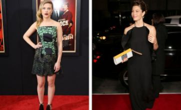 Scarlett Johansson v Jessica Biel at the Hitchcock premiere: Hot or not