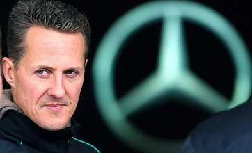 Mercedes preparing to say 'emotional goodbye' to Michael Schumacher