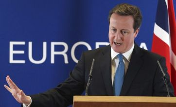 Crunch Brussels talks for David Cameron over EU budget