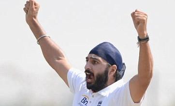 Cheteshwar Pujara unbeaten century takes shine off Monty Panesar return