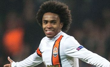Chelsea and Spurs target Willian confident of transfer from Shakhtar