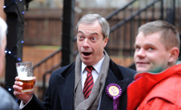 Nigel Farage: The idea that UKIP is racist 'is rubbish'