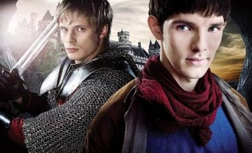 Merlin axed after five series, BBC confirms