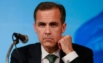 New BoE boss Mark Carney to aggressively pursue growth