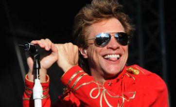 Bon Jovi to headline Isle Of Wight Festival 2013