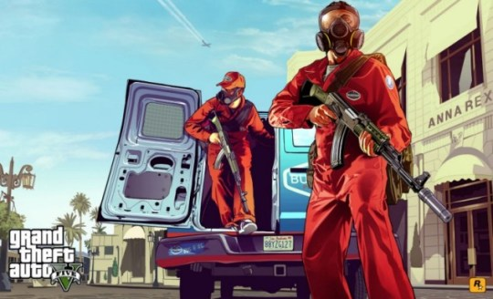 Grand Theft Auto V – looking forwards to its 50th anniversary