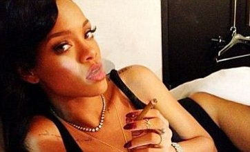 Rihanna posts sexy snap as she 'plans Barbados getaway with Chris Brown'