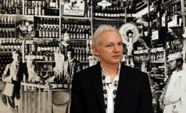 Julian Assange says his health 'not important' amid lung infection claims