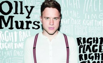 Olly Murs serves up bland pop-funk and anthems Right Place Right Time