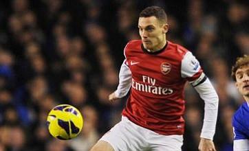 Arsenal's Thomas Vermaelen says grit minds think alike at Gunners