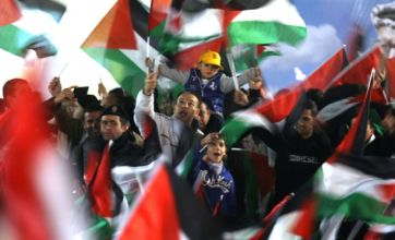West Bank and Gaza celebrate as UN agrees 'birth certificate' for Palestine