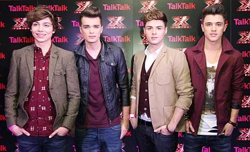 Union J predict they'll be the next to get The X Factor boot