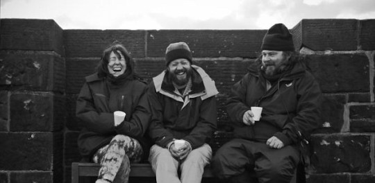 Sightseers cast