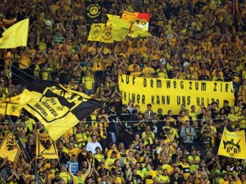 Borussia Dortmund fan hit with long ban for shouting 'Sieg Heil'