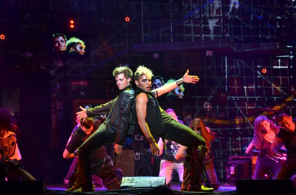 American Idiot sees electric guitars and the art of storytelling combine