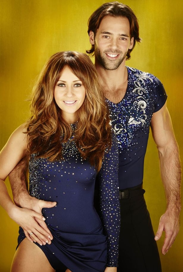 Dancing On Ice's Samia Ghadie and Sylvain Longchambon: Hitch or Ditch?