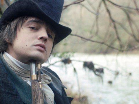 Confession Of A Child Of The Century sees Pete Doherty woefully miscast