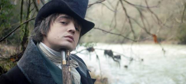 Confession Of A Child Of The Century, Pete Doherty
