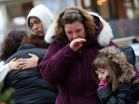 Religions united in grief in Newtown as president visits